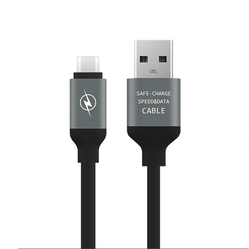 Image 3 - Silicone USB Type C Cable 2A Quick Charger Data Line For Samsung Galaxy S8 S9 Plus Note 8 9/A8 2018/A9 Star/Meizu 16th 15 pro 7-in Mobile Phone Cables from Cellphones & Telecommunications