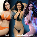 2014 Phicen 1/6 PLLB2014 S07 S09 Super-Flexible Female Seamless Body with Stainless Steel Skeleton in Pale /Suntan big bust