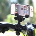 360 Degree Rotatable Bicycle stands Bike Holder Handlebar Clip Stand Mount Bracket for iPhone 5 6 6s 7 universal smartphone