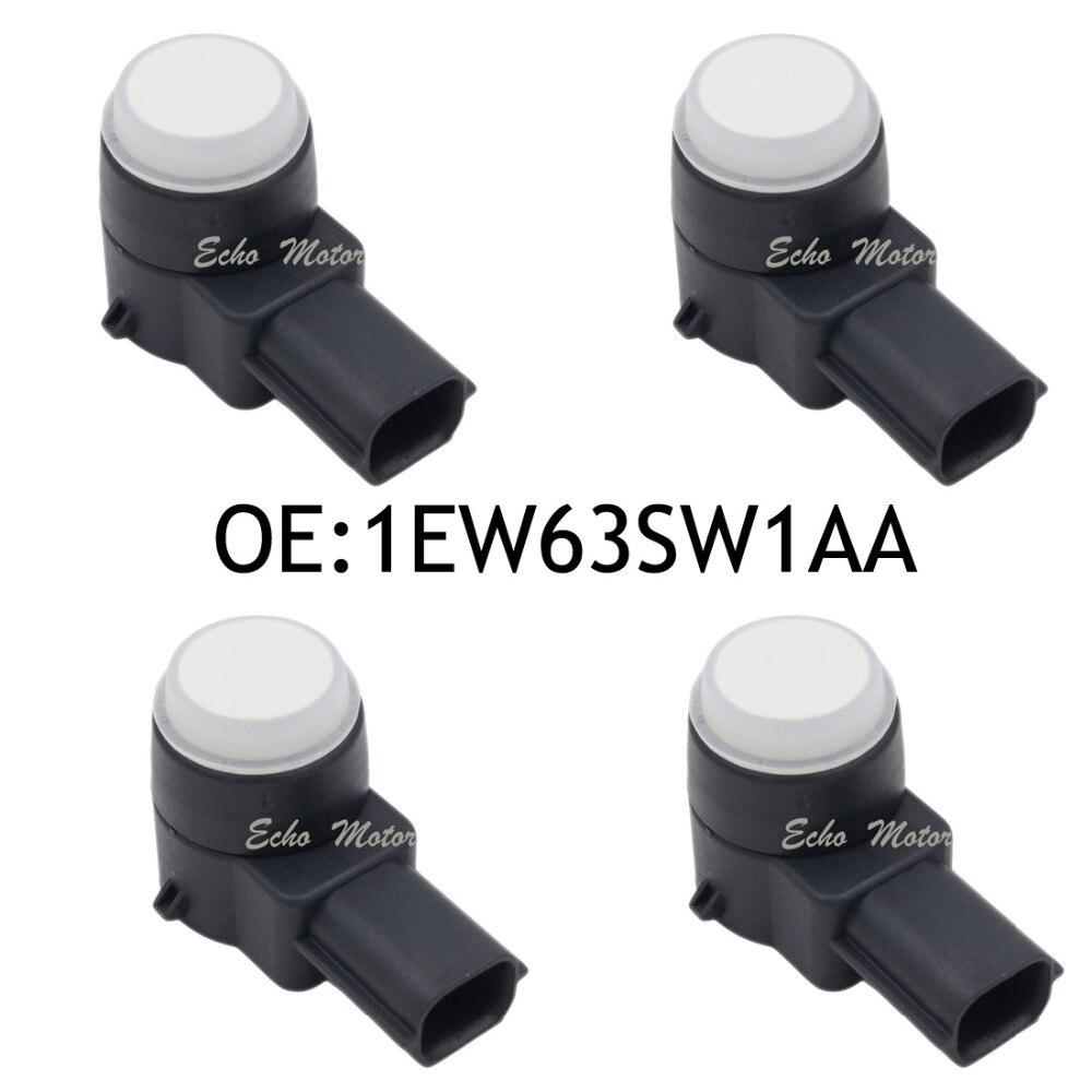 NEUE 4 stücke 1EW63SW1AA Original Auto Parkplatz Sensor Elektromagnetische Parkplatz Sensor Für Chrysler Dodge Chrysler