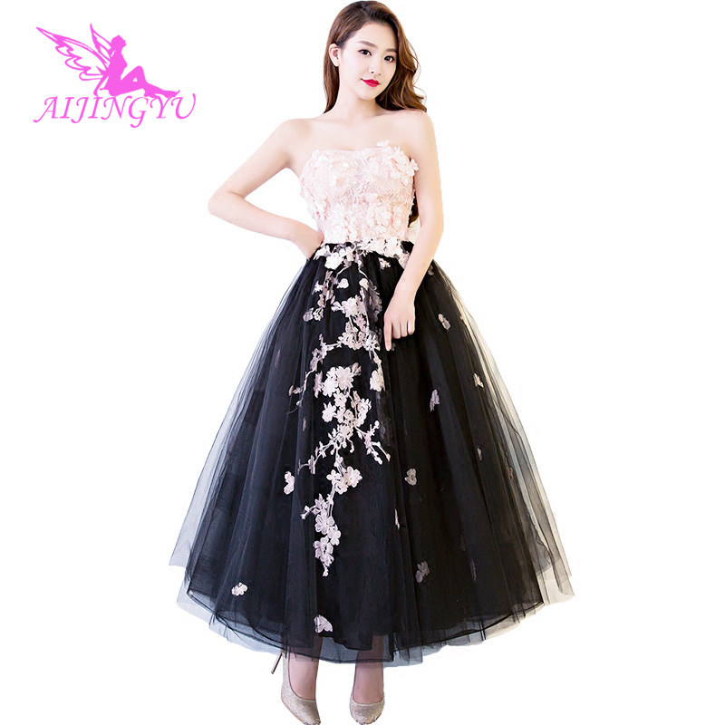 On Sale AIJINGYU Evening Gown Dress Party 2018 Women Elegant Formal ...