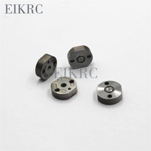 07 Valve plate 23670 30300 30080 095000-6510 095000-6511 Common rail injector control valve top quality repair kit common rail injector kit nozzle orifice plate control rod nut for injector 095000 5550