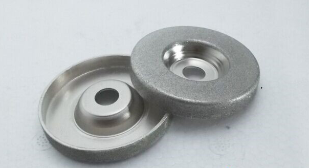 цены  Free shipping diamond abrasive wheel For Multifunciton Sharpener & Grinding Drill Sharpener.Power tool accessories