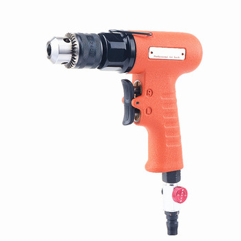 free shipping 6H high torque air drill pneumatic drilling tool wind grinding tapping tool 10mm reverse switch 1800rpm