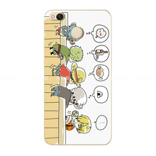 hot deal buy for xiaomi redmi 4x pro case cartoon cute painted soft tpu protective case for xiaomi redmi 4x back cover #004