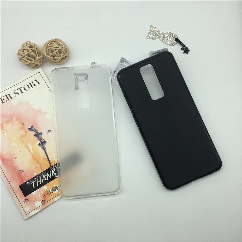 TPU Soft Cases for Leagoo S8 Case Slim 360 Protect <font><b>Black</b></font> Color Silicon <font><b>pop</b></font> Back Cover for Leagoo S8 Case Capa Para image