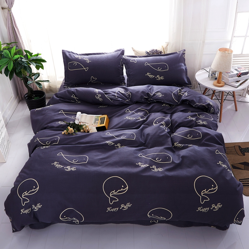 hot sale cartoon car bedding sets whale twin full queen king size geometric good quality duvet. Black Bedroom Furniture Sets. Home Design Ideas