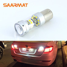 1X 1156 White 6000K No Error Led Bulb 140W 1400LM Tail Bulb Reverse Lamp Lights For VW Transporter T4 T5