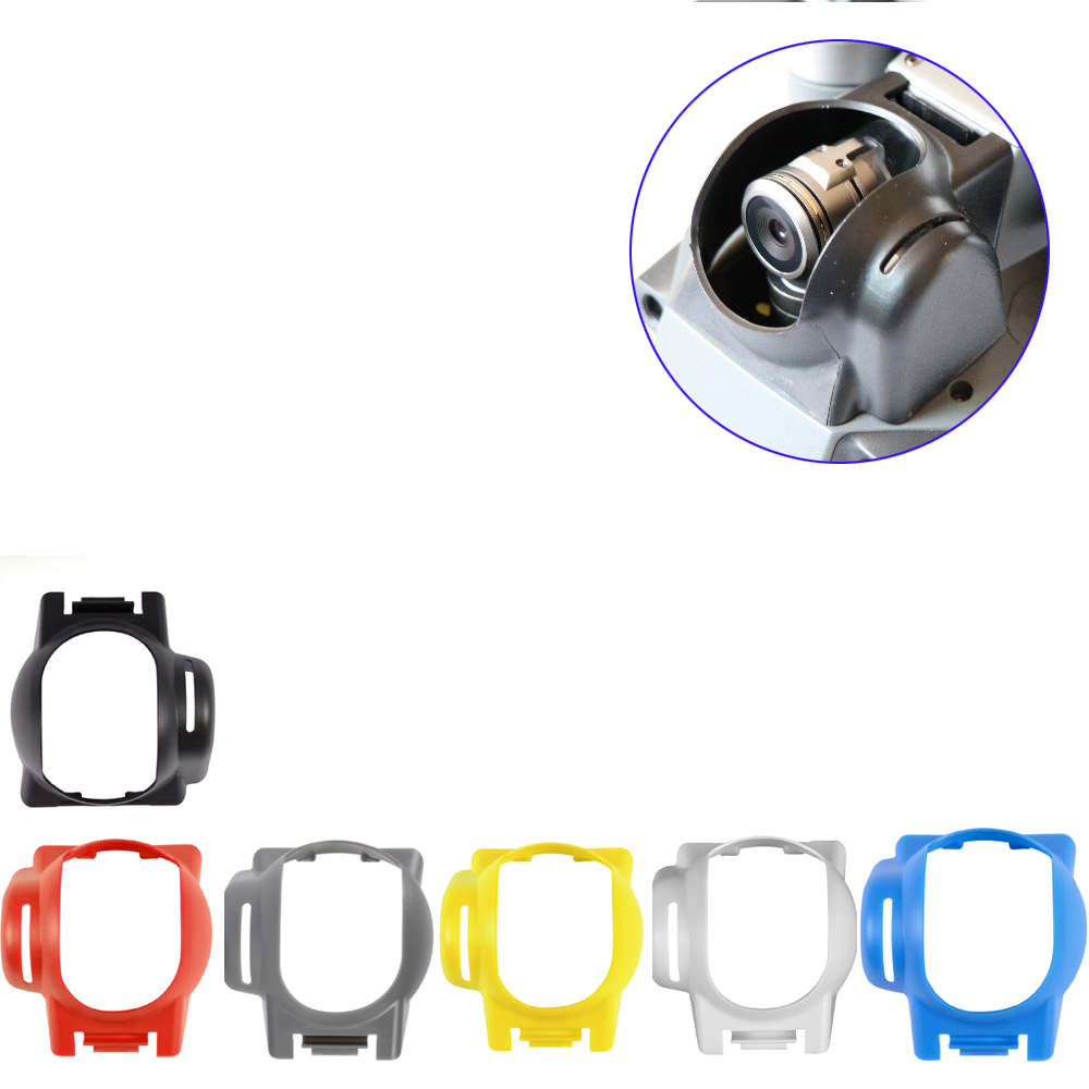1pcs Lens Hood Sun Shade Lens Hood 5g Gimbal Protective Cover For Mavic Pro (size 60x55x37mm) wholesale 1pcs 5 5 inch lcd monitor sun hood shade visor cover for osmo handheld gimbal