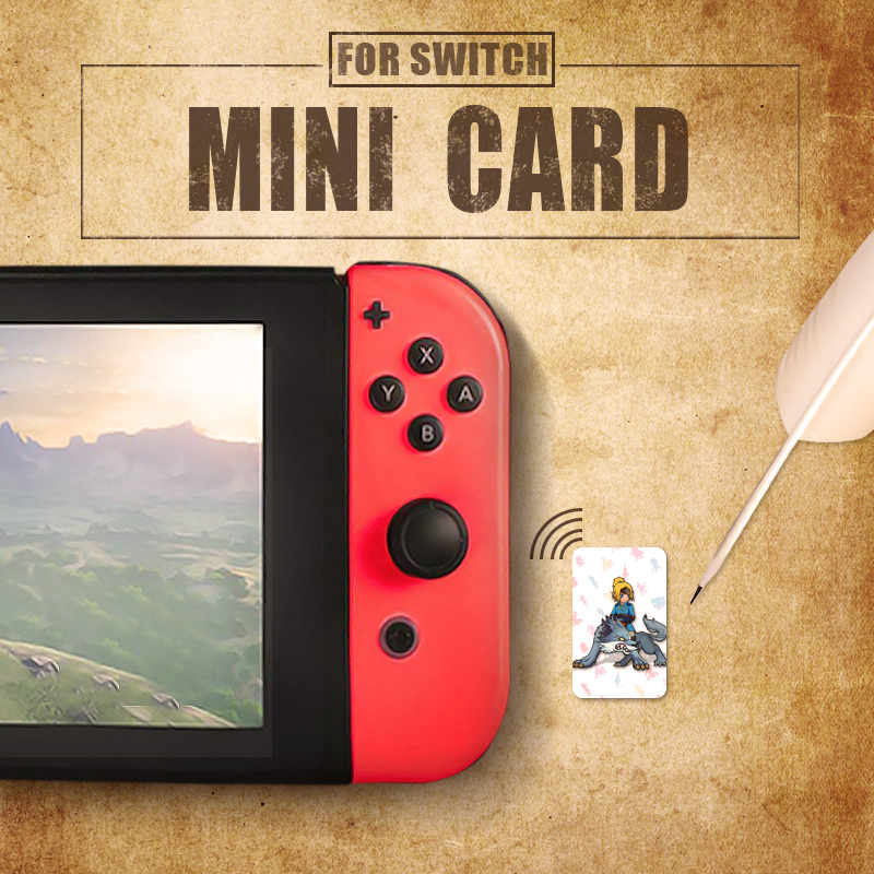 22Pcs Ntag215 Nfc Tag Cards Breath Of The Wild Full Set 20 Heart