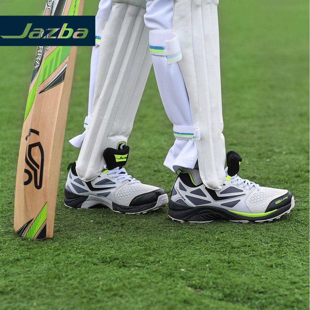 Jazba SKYDRIVE 117 Männer der Cricket Multi Spike Professionelle Licht Sport Turnschuhe Metall Klampe Außen Schutz Training Schuhe - 6