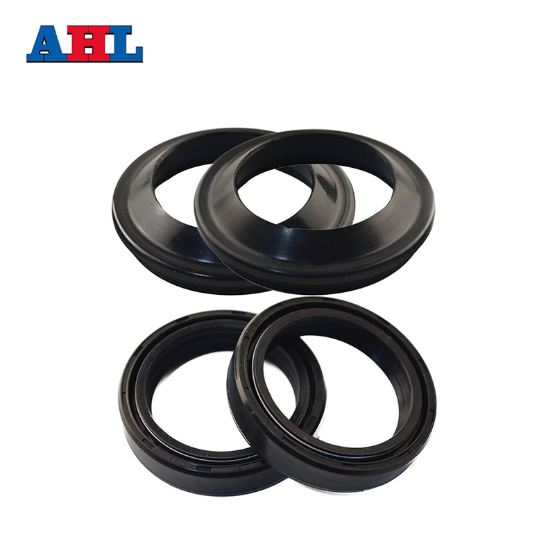 35x48x11 35 48 Motorcycle Front Fork Dust and Oil Seal for Honda CB750 Yamaha RZ350 Suzuki RM125 Kawasaki EX250F Ninja 250R ahl motorcycle front fork damper oil seal for suzuki gsf400 bandit 400 1991 1992 1993 shock absorber oil seal