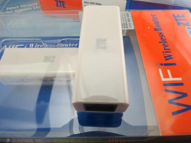 ZTE 4G LTE 150M Mini Wireless Router W5