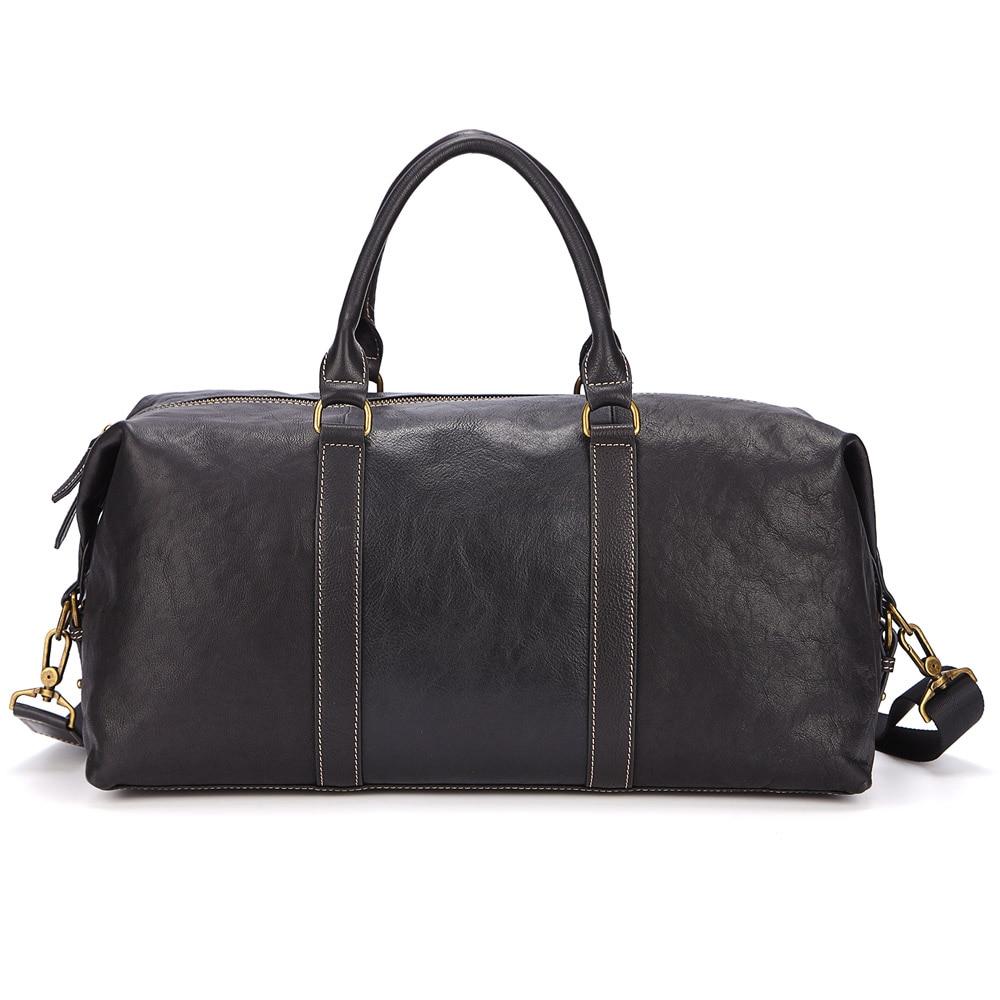 Meesii กระเป๋าหนังแท้กระเป๋าผู้ชายลำลองชายกระเป๋าสะพายกระเป๋าเดินทาง Crossbody กระเป๋า Messenger กระเป๋า-ใน กระเป๋าเดินทาง จาก สัมภาระและกระเป๋า บน   1