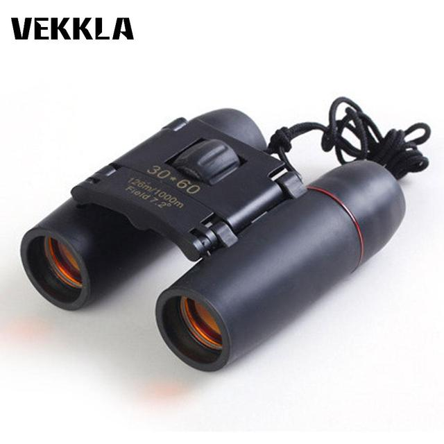Binocular Telescope 30x60 Professional Outdoor Camping Hunting Magnification Zoom Folding Day Vision Spotting Scope 126m/1000m