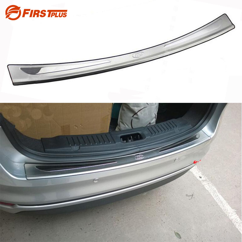 For Ford Fiesta Rear Bumper Protector Car Rearguards 3m Stickers