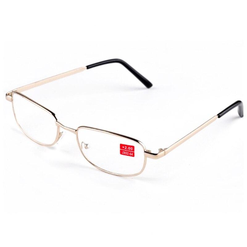 2017 Metal de alta calidad marco de lectura gafas hipermetropía ...