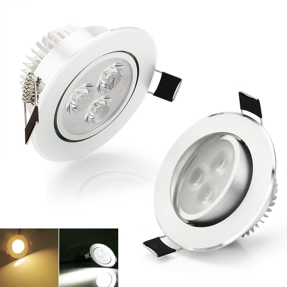 10 հատ / լիտր 3W LED լուսավորող - LED լուսավորություն - Լուսանկար 6