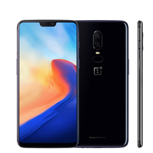 OnePlus 6 6GB/8GB RAM 64/128GB ROM Snapdragon 845 Octa Core 6.29″ AI Dual Camera  20.0+16.0MP Android 8.1 Face Unlock SmartPhone