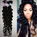 Cheap virgin brazilian curly hair clip in extensions deep curly human hair clip ins 1b unprocessed hair extension 100g/set 7Pcs