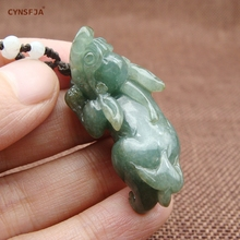 certified natural a grade burmese emerald jadeite charms lucky buddha jade pendant ice green high quality hand carved best gifts Certified Natural A Grade Burmese Jadeite Emerald Lucky Charms Pixiu Jade Pendant Green High Quality Hand Carved Wonderful Gifts