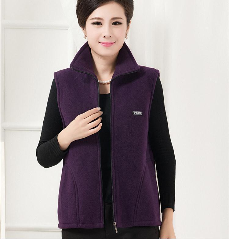 dámský bavlněný límec zhuštění vesty vysoce kvalitní zbrusu nový ženský zimní teplá bunda vnější oblečení plus velikost L-4XL
