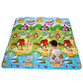 200CM*180CM Baby Crawling Mats Baby Carpet Children Developing Rug Mat Letters Baby Mat Kids Toys For Newborns Kids Play Rugs