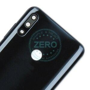 Image 5 - Asus zenfone max pro m2 zb631kl 백 하우징 배터리 도어 커버 pc 플라스틱 + 사이드 키 교체 수리 부품