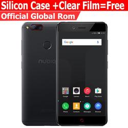 Global Rom Nubia Z17 mini 4G 64G LTE Mobile Phone 5.2 inch 1920 x 1080P Front 16.0MP Dual Rear 13.0MP Fingerprint