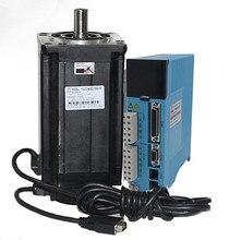 3相nema42 in閉ループステッピングサーボモータドライバキットjmc 110J12190EC-1000 3HSS2208H