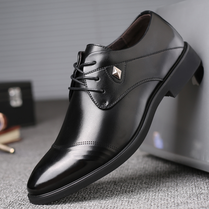Verni Chaussures Mariage Noir Respirant Robe Luxe D'affaires Black Mx3 Oxford Mode Cuir Marque Hommes En Mocassins Formelle Pointu De 7BxpqPaI