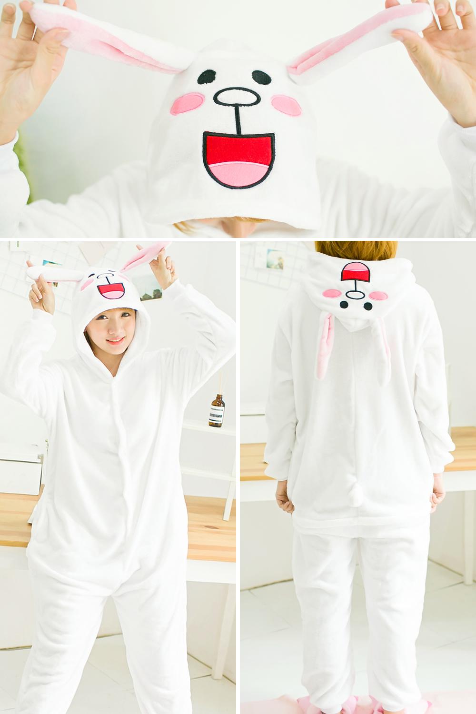 HTB1DxKHSpXXXXacaXXXq6xXFXXX1 - Pink Unicorn Pajamas Sets Flannel Pajamas Winter Nightie Stitch Pyjamas for Women Adults