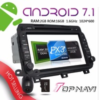 Topnavi 8 ''Android 7.1 Авто bluetooth enable Device для KIA K5 OPTIMA 2014 Автомобильный GPS навигации wi fi multimedia 3G OBDII игроков
