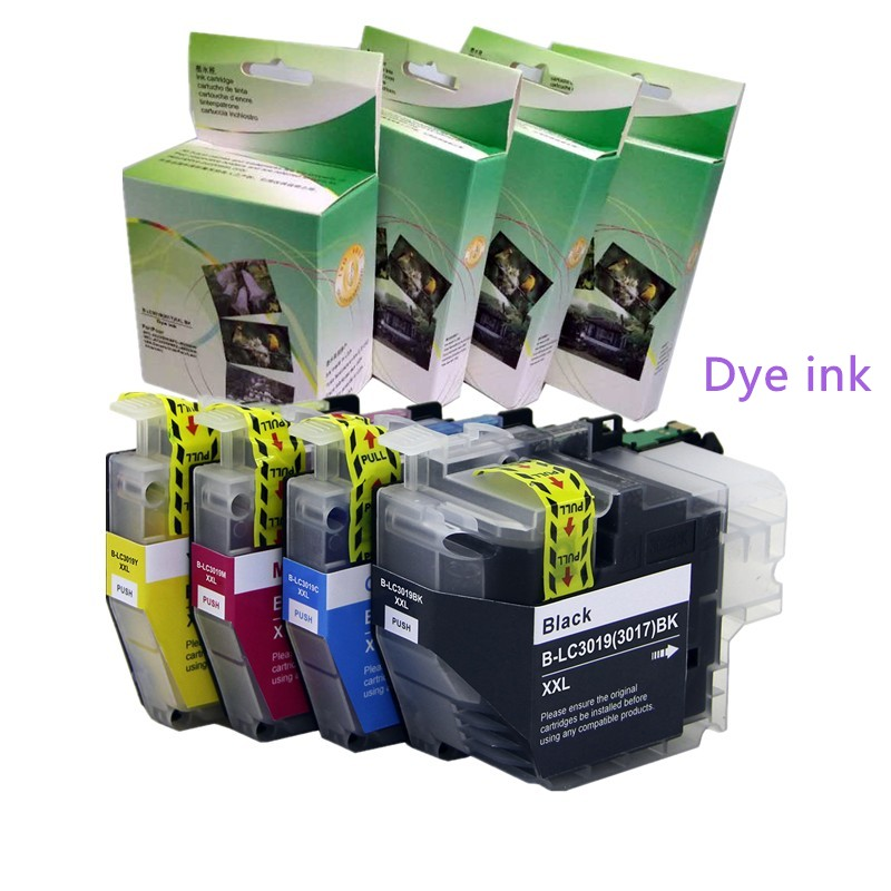 YOTAT 4 color (BK/C/M/Y) ink cartridge LC3019 XXL for Brother LC3019 (LC3017) MFC-J5330DW MFC-J6530DW MFC-J6730DW MFC-J6930DW