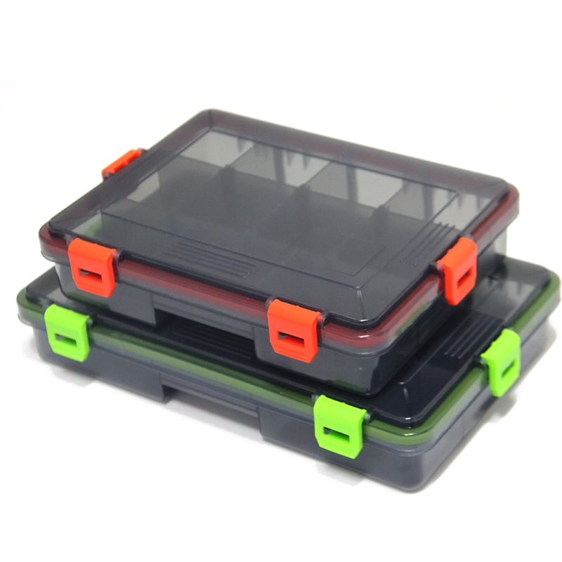 High Quality Tool Box Electronic Plastic Toolbox Powdered Alcohol Casket Screw Component Storage Box Fishing Box
