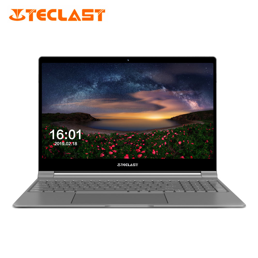 "Teclast F15 Notebook 15.6"" Windows 10 Intel N4100 Quad Core 1.1GHz 8GB RAM 256GB SSD 1.0MP Front Camera HDMI 5500mAh Laptops"