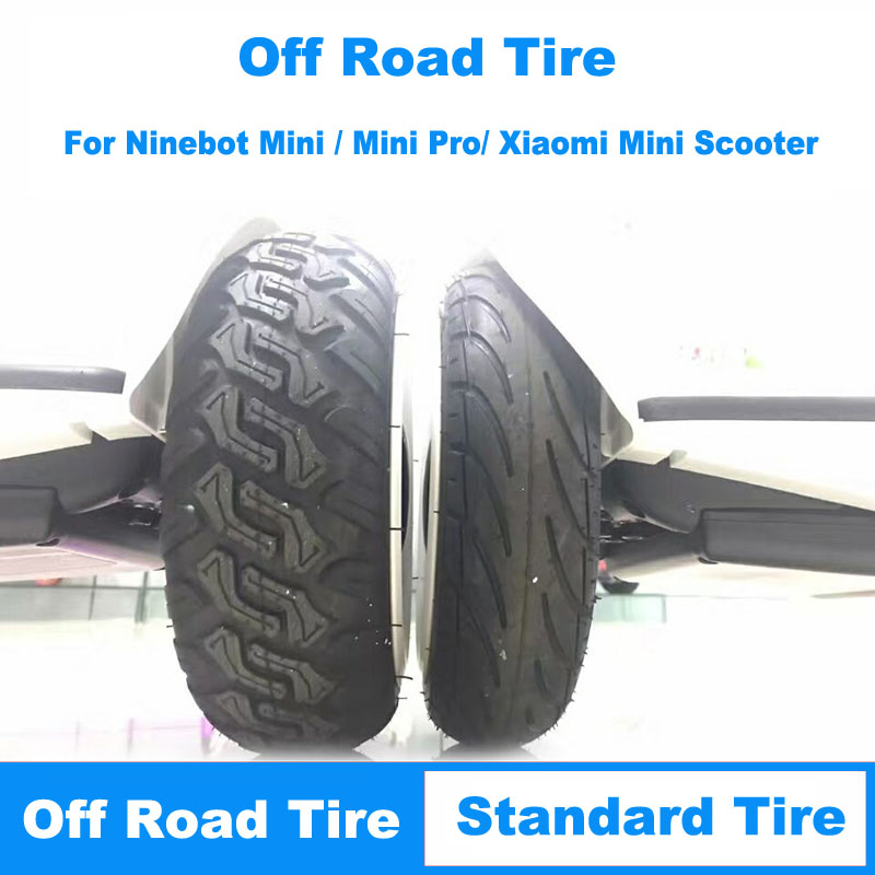 Xiaomi Electric Scooter Tire 10inch Off Road Vacuum Tyre ...