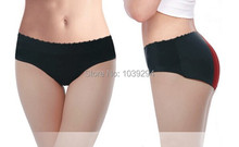 Perfect Lady Breathable Sexy Lingerie Women Butt Enhancer Padded Low Waist Breifs Sexy Bum Up Body Shaper Underwear