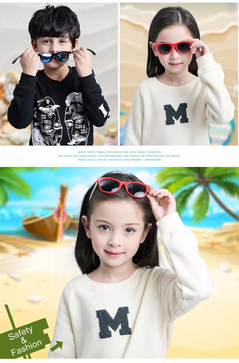 Kids Polarized UV400 Sunglasses - Beyond Baby Talk
