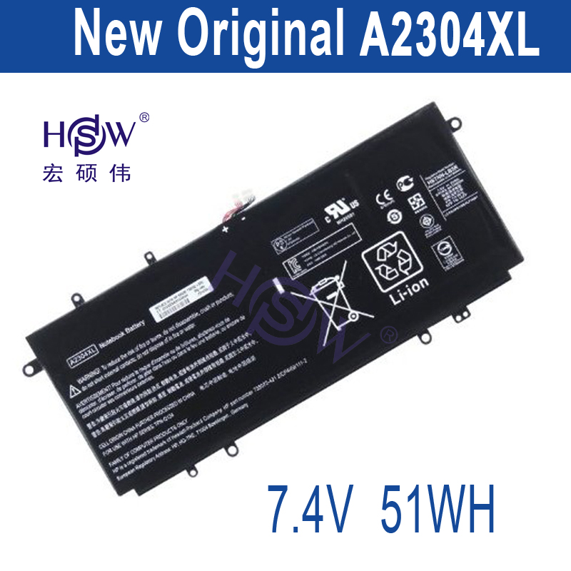 цены  HSW GENUINE FOR HP BATTERY 7.5V 6750A 738392-005 A2304XL HSTNN-LB5R CHROMEBOOK 14-Q bateria akku