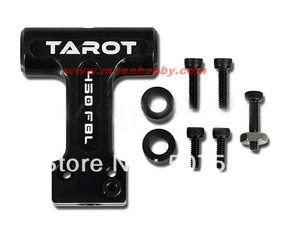 Tarot 450FL Heli Parts TL45117-A Main Rotor Housing Set Tarot 450 PRO parts free shipping with tracking tarot 450 dfc parts tl45163a metal main rotor housing set white tarot 450 rc helicopter spare parts freetrack shipping