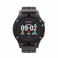 Vaglory F5 Smart Watch Super Slim Wristwatch Bluetooth Heart Rate Monitor Pedometer Dialing Smartwatch Phone For Android IOS