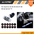1111 PRICE!! LED Car Door Welcome Light led Projector Logo light For audi a3 a4 b6 b8 a6 c5 a5 a4 b7 b5 q7 tt q5 a6 c6 a3 8q a1