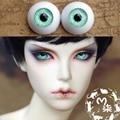 1Pair Retail High Quality Acrylic Doll Eyes MSD BJD Eyes 14MM 16MM 18MM 20MM