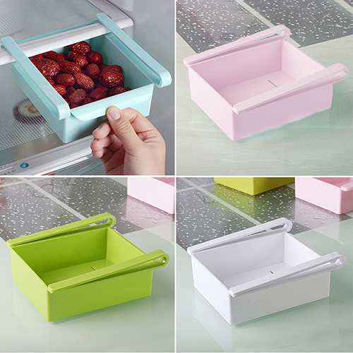 Кухонний холодильник Морозильник Space - Організація і зберігання в будинку