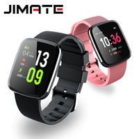 Man Women Smart Watch Clock Heart Rate Watch Wristband Step Counter Fit Bracelet Fitness Tracker Electronic Wristband Pedometer