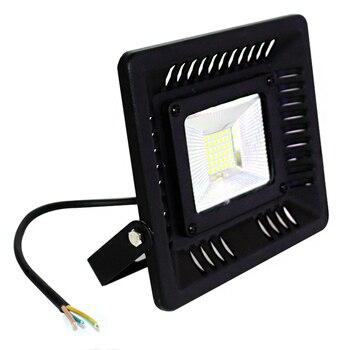 New style Ultrathin LED Flood Light 50W  30W LED Floodlight SMD3030 IP65 Waterproof 220V 110V LED Spotlight Outdoor Lighting