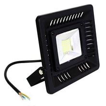 New style Ultrathin LED Flood Light 50W 30W LED Floodlight SMD3030 IP65 Waterproof 220V 240V LED Spotlight Outdoor Lighting