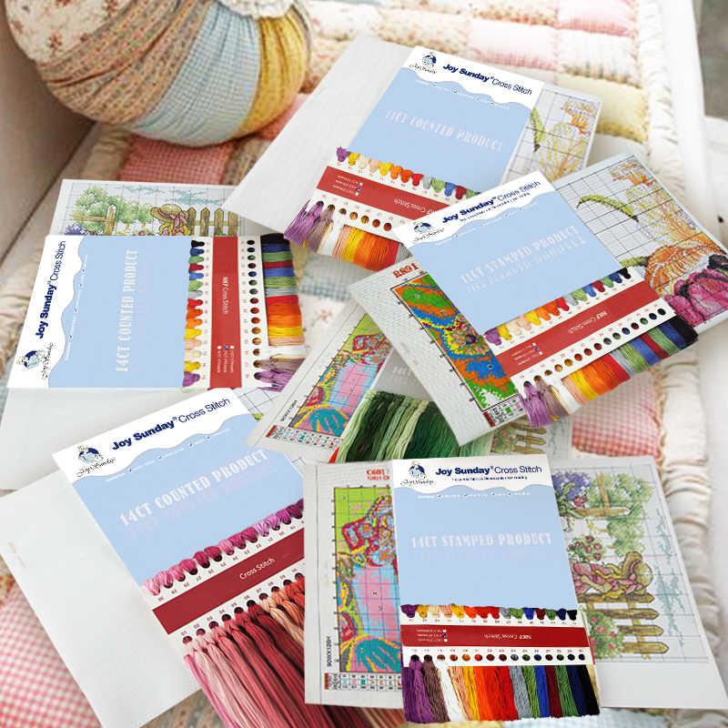 あなたのギフトc179カウント11ct数えと刻印家の装飾ステッチパーティークロスステッチキット刺繍裁縫セット