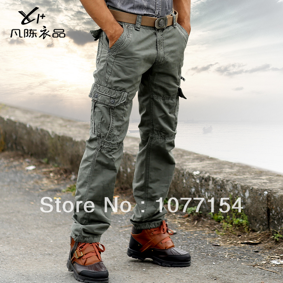 Aliexpress.com : Buy Cool men's military fatigues trousers ...